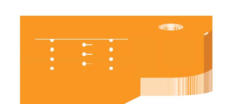 Sleufetiketten